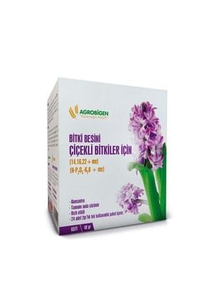 AGROBİGEN Çiçekli Bitkiler Için Bitki Besini (Katı-2 gr X 24 Adet) 1