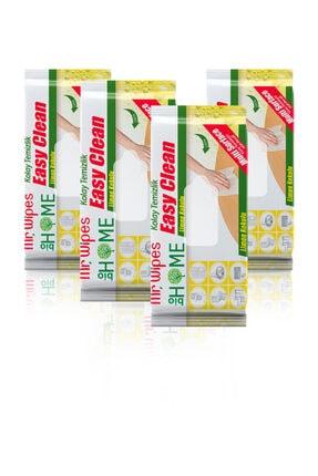Farmasi Mr. Wipes Çok Amaçlı Yüzey Temizleme Mendili Limon - 40 Yaprak x 4'lü Set 8690131110369 0