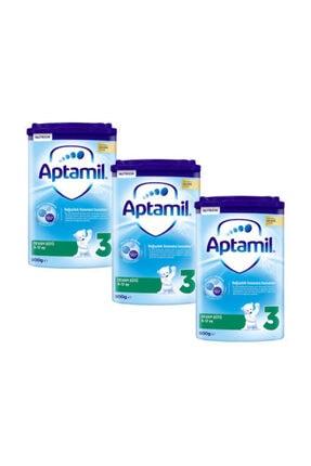 Aptamil 3 Devam Sütü 800 GRx3 Adet 0