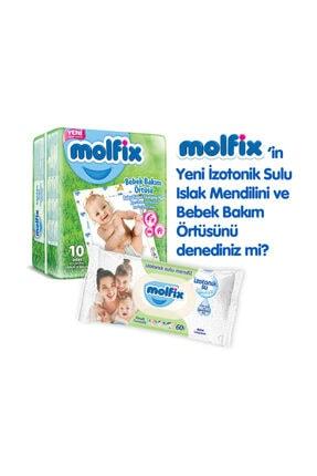 Molfix Bebek Bezi 5 Beden Junior Mega Ekonomi Paketi 216 Adet 4
