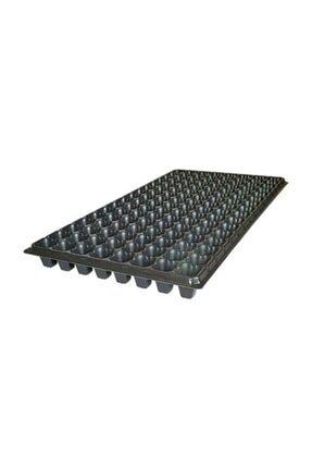 Çam Tohumculuk 104 Gözlü Plastik Viyol Tohum Fide Çimlendirme 0