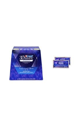 CREST 3D Whitestrips Professional Effects Diş Beyazlatma Bantları 4 Bant 0
