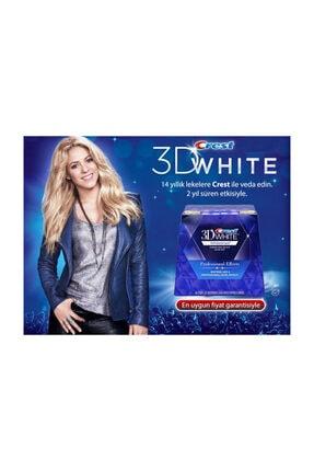CREST 3D Whitestrips Professional Effects Diş Beyazlatma Bantları 4 Bant 1