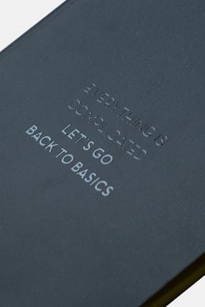 PK Design Back To Basics Agenda - Siyah 4
