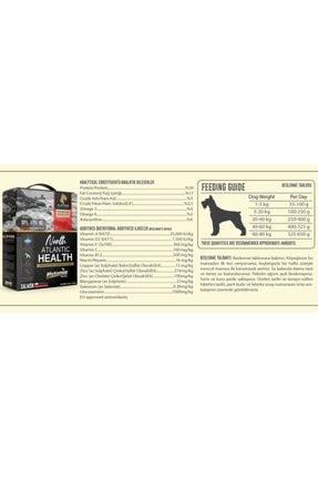 Mutamin Organics Mutamin North Atlantic Health Somonlu Köpek Maması 15 kg MEDIUM/LARGE 2