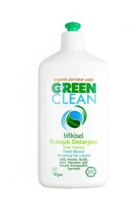 Green Clean Organik Portakal Yağlı Bulaşık Deterjanı 500 ml 0