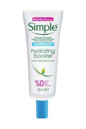 Simple Water Boost Hydrating Booster Nem Bakım Kremi - 25 ml 0