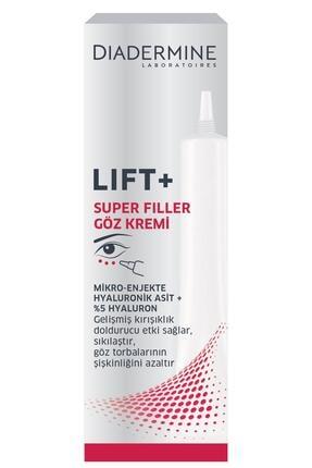 Diadermine Lıft+ Super Filler Göz Kremi 15 Ml 0