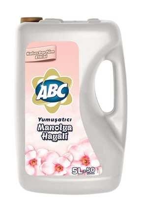 ABC Manolya Hayali Çamaşır Yumuşatıcı 5 lt 0