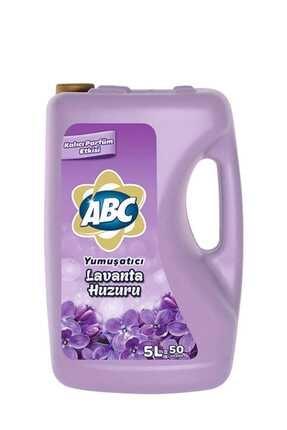 ABC Çamaşır Yumuşatıcı Lavanta Huzuru 5 lt 0