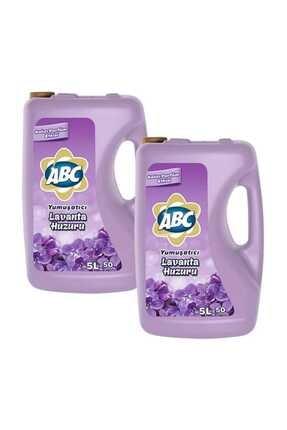 ABC Çamaşır Yumuşatıcı Lavanta Huzuru 5 lt 1