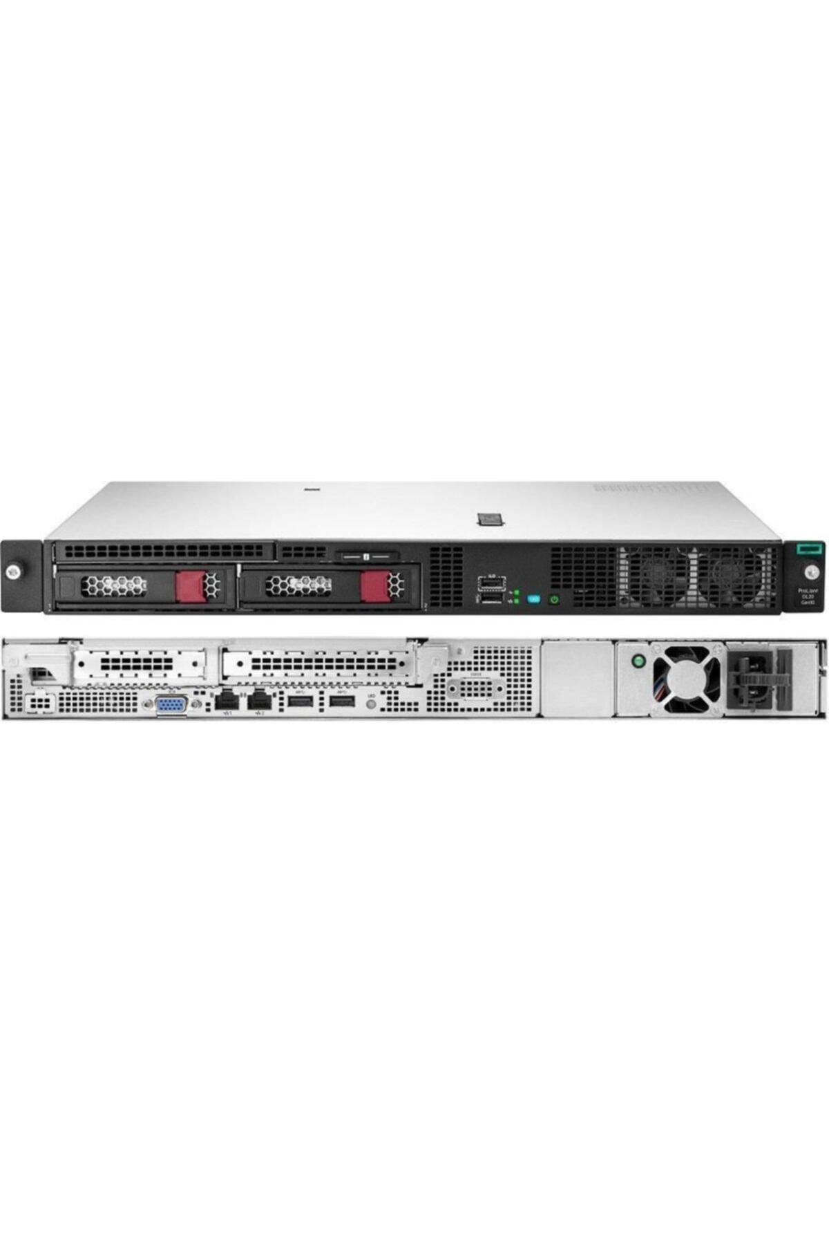 ProLiant P17078-B21A3 DL20 Gen10 E-2224  16 GB-U 2X1 TB SSD S100i 2 LFF-NHP 290 W PS Sunucu