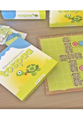 Tospaa bilgisayarsız kodlama oyunu 3