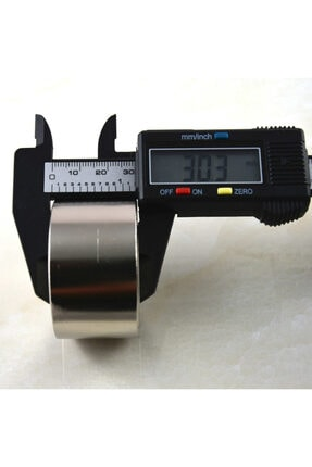 Dünya Magnet ÇOK GÜÇLÜ NEODYUM MIKNATIS 50mm x 30mm 3
