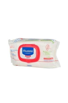 Mustela Soothing Cleansing Wipes 70 Adet 0