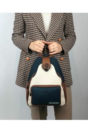 CRESSBERRY Kadın Siyah Omuz Çanta 0