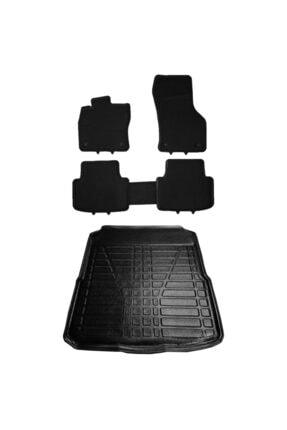 Accessorypart Volkswagen Arteon Kauçuk Paspas & Tek Kulak Bagaj Havuzu 2017 -> 4
