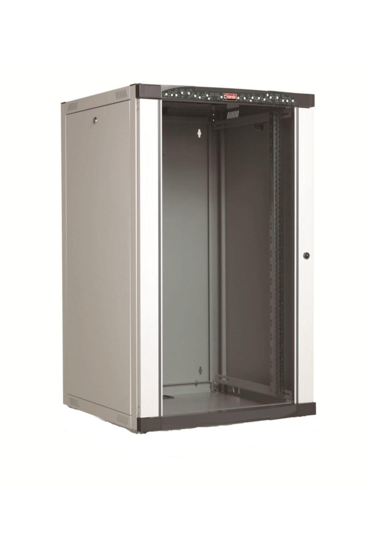 NETbox Serisi 20U 600x600 19'' Duvar Tipi Kabinet