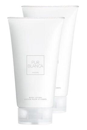 Avon Pur Blanca Kadın Vücut Losyonu 150 Ml. İkili Set 0