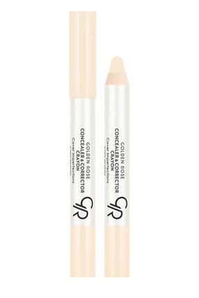 Golden Rose Kapatıcı - Concealer & Corrector Crayon No: 01 8691190694814 0