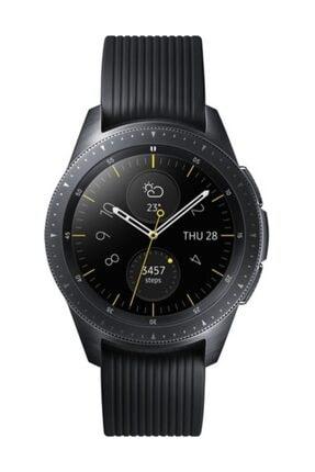 Samsung Galaxy Watch Siyah (42mm) (android Ve Iphone Uyumlu) Siyah - Sm-r810nzkatur ( Tr Garantili) 1