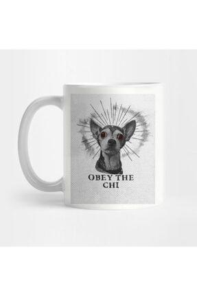 TatFast Obey The Chihuahua Kupa 0