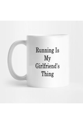 TatFast Running Is My Girlfriend's Thing Kupa 0