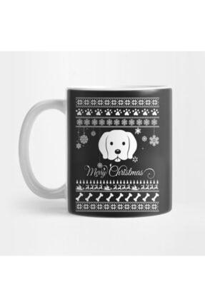 TatFast Merry Christmas Dog Kupa 0