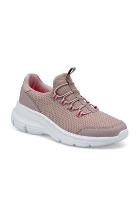 Kinetix Plazo Tx W Gül Kurusu Kadın Comfort Ayakkabı 0