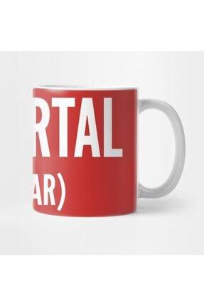 TatFast Immortal (so Far) - Joke Funny Slogan Statement Logo Kupa 1