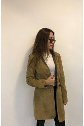 ASUS Kadın Bej Karolina ceket 1
