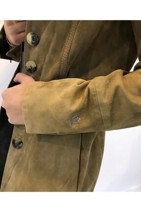 ASUS Kadın Bej Karolina ceket 3