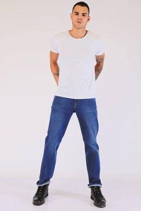 Twister Erkek Mavi Yüksek Bel Kot Pantolon Vegas 0