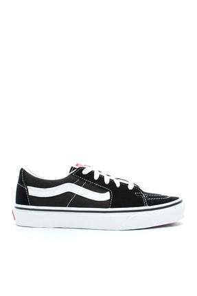 Vans Ua Sk8-Low Unisex Siyah Sneaker 0