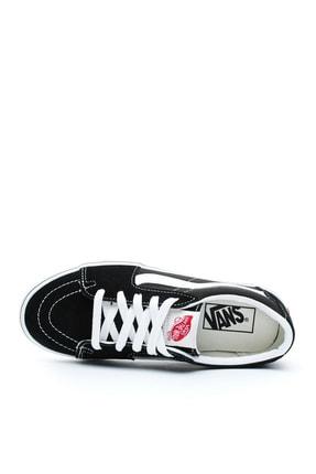 Vans Ua Sk8-Low Unisex Siyah Sneaker 3
