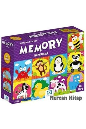 CA Games Memory Hayvanlar (ca.5041) 0