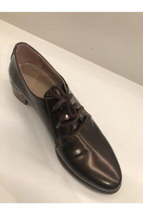 İnci Kalın Topuklu Ayakkabı 2