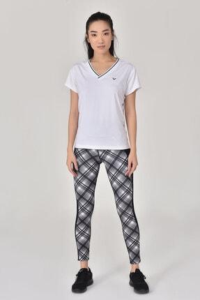 bilcee Beyaz Kadın T-Shirt GS-8029 4