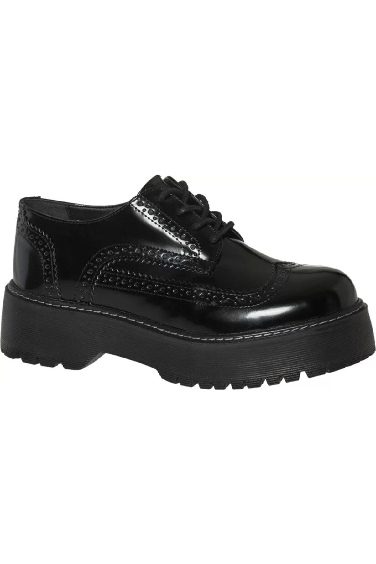 Graceland Deichmann Kadın Siyah Günlük Ayakkabı
