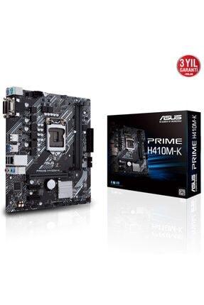 ASUS Prıme H410m-k Ddr4 2933/2133 Mhz Dvı-d Matx 1200p 0