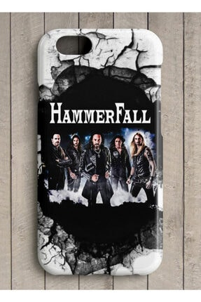 TisortFabrikasi Iphone 6/6s Plus Hammerfall Telefon Kılıfı 0