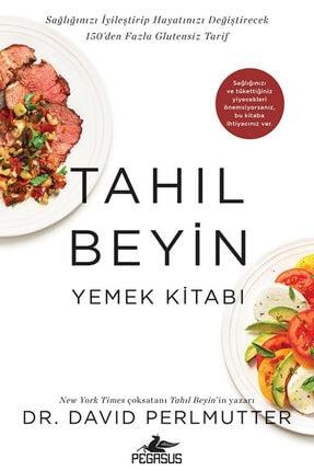 Pegasus Yayınları Tahıl Beyin: Yemek Kitabı - David Perlmutter 0