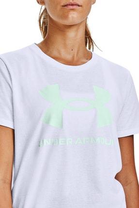 Under Armour Kadın Spor T-Shirt - Live Sportstyle Graphic Ssc - 1356305-100 2