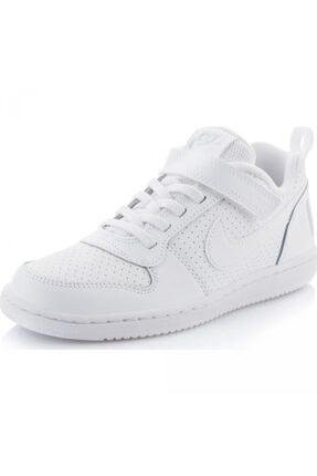 Nike Bebek Beyaz Günlük Ayakkabı 870029-100 0