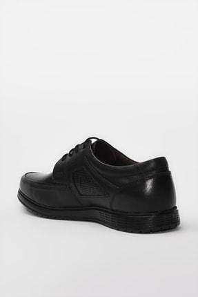 Yaya by Hotiç Hakiki Deri Siyah Erkek Casual Ayakkabı 02AYY194990A100 2