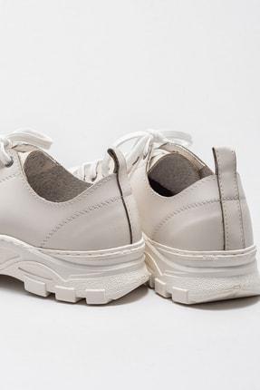 Elle Kadın Kıere Bej Sneaker 20KAD310 3