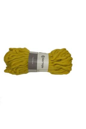 Kartopu Wool Decor Sarı El Örgü Ipi - K1322 1