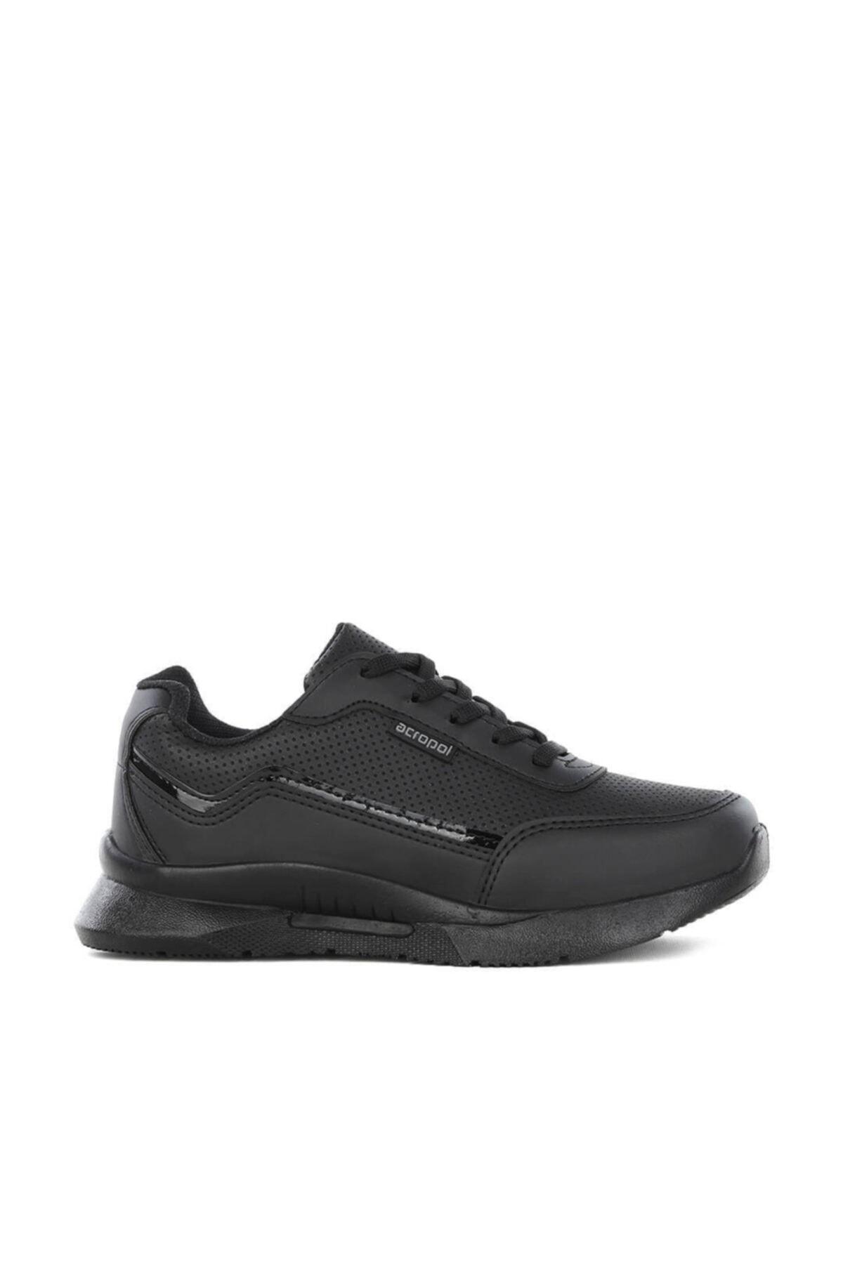 Teking shoes Kadın Siyah Sneaker