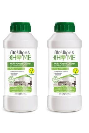 Farmasi Mr Wıpes - Beyaz Sabun Kokulu Konsantre Çok Amaçlı Temizleyici 2'li 0