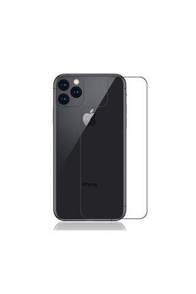 TeknoDuvar Apple Iphone 11 Pro Max Arka Cam Kırılmaz Koruma 0